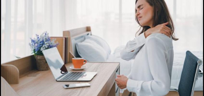 Home-Ofis (Evden) Çalışmalarında İş Sağlığı Ve Güvenliği Uygulamaları